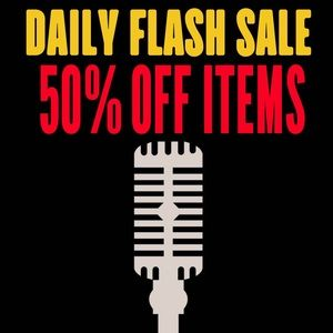 🔥🔥🔥 look for the flame!  50% off items.